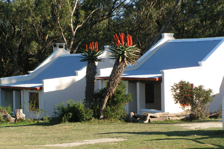 Oyster Bay Lodge - Chalets