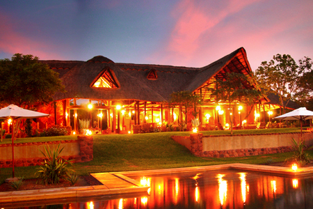 Stanley Safari Lodge Livingstone